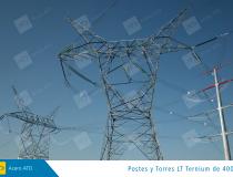 Electrica Postes y torres_lineaternium