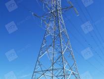 Electrica Torre para 400kv lt Frisa