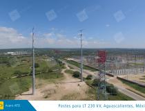 Electrica postes LT 230 kv